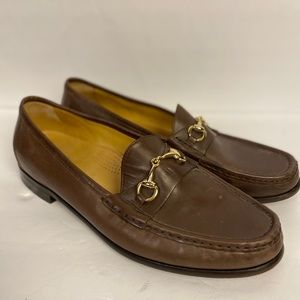 Men's Cole Haan leather loafers